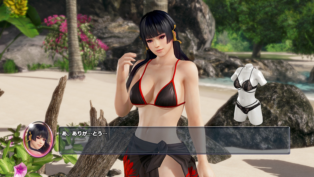 Dead Or Alive Xtreme 3: Fortune [ASIA] [2016|Eng]