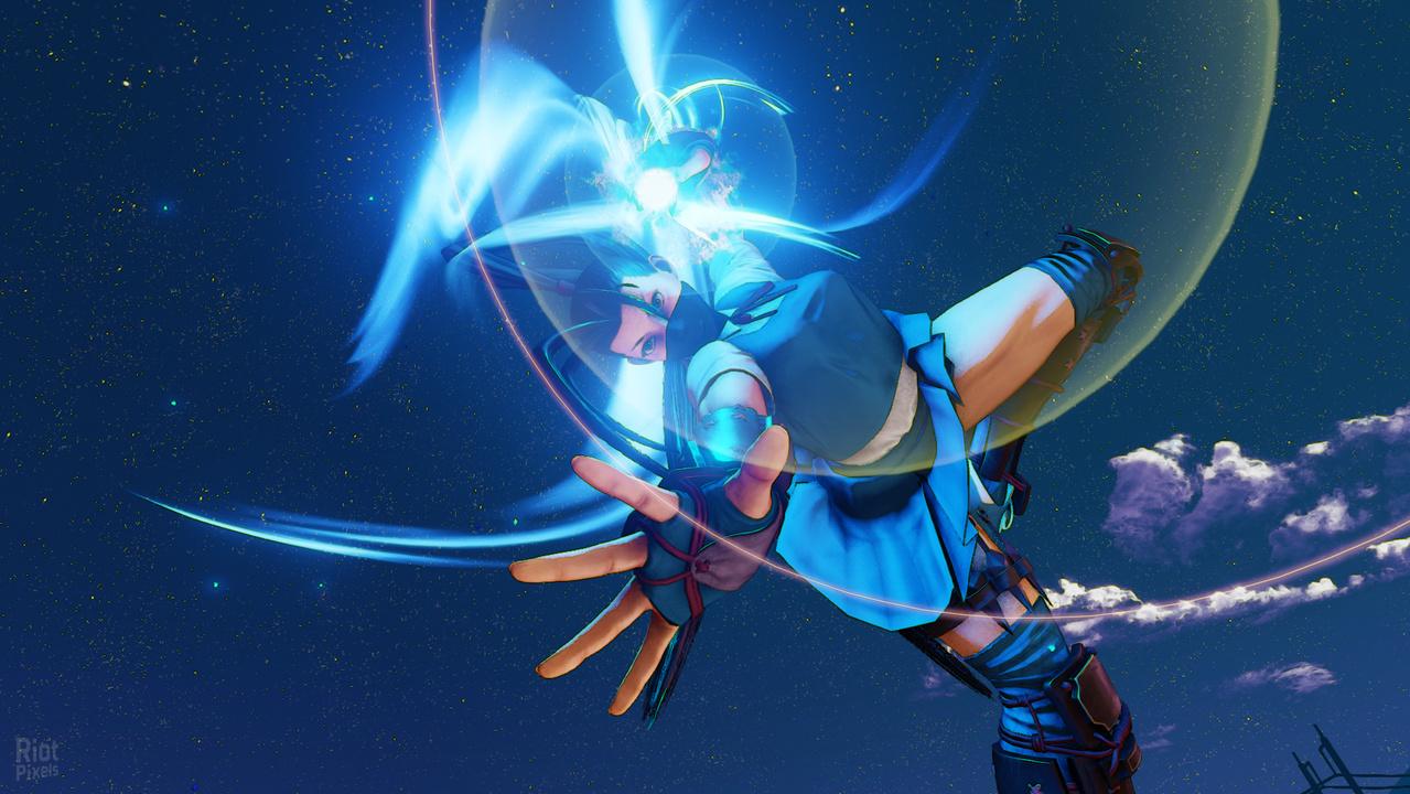 Mojblink si - Street Fighter V Arcade Edition v3 002 10 DLCs
