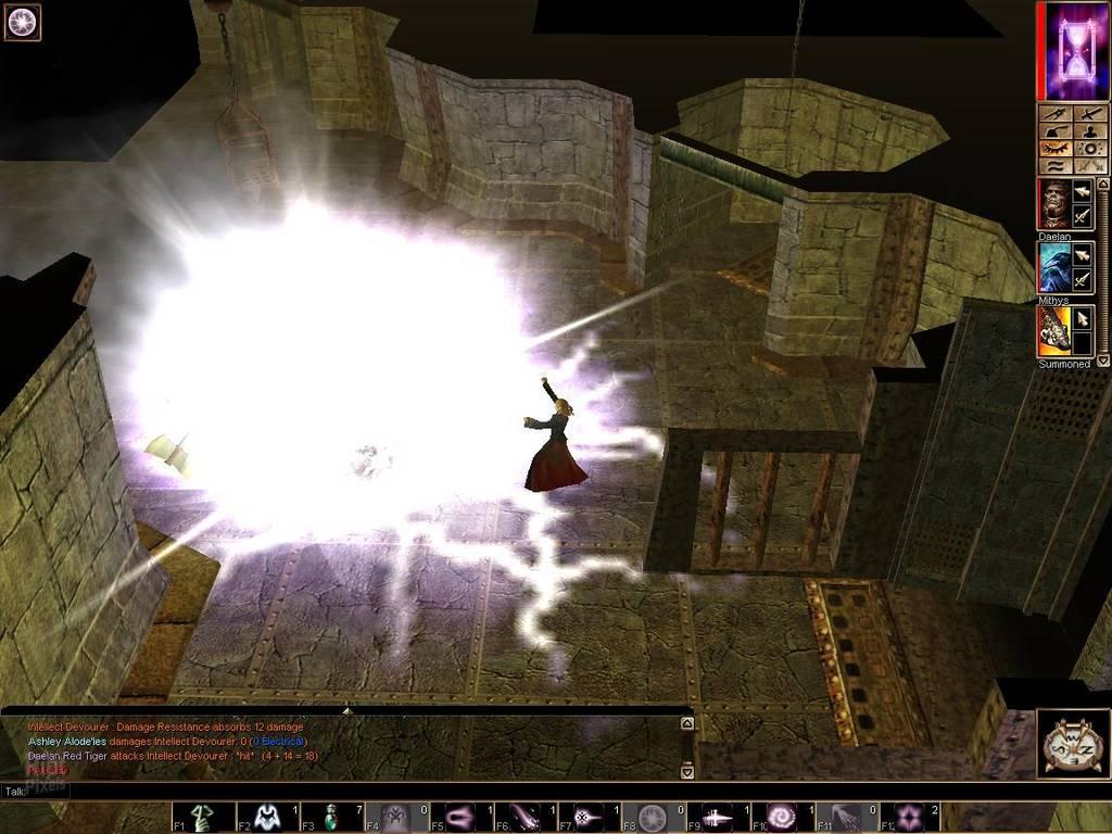 Neverwinter Nights [II/2002] - game screenshots at Riot