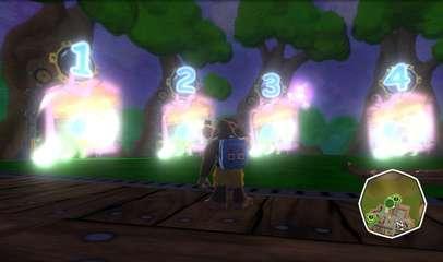 Banjo-Kazooie: Nuts & Bolts - game screenshots at Riot