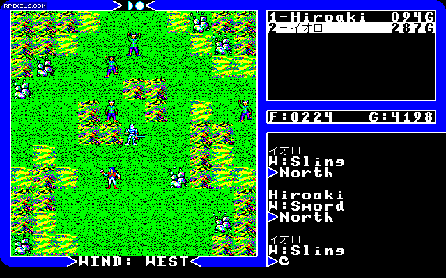 29 Sep 2010 Exult - Recreation of Ultima 7 using the game's original p