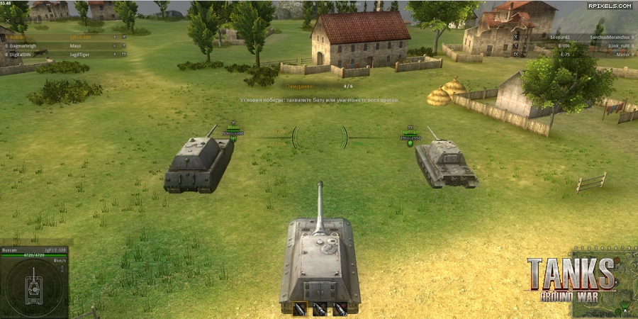 Ground Wars Tanks Ground War Tanks Скриншоты