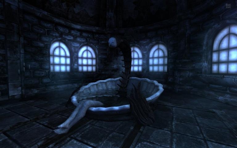 Amnesia: The Dark Descent/ Амнезия: призрак прошлого. . Добрый герой.