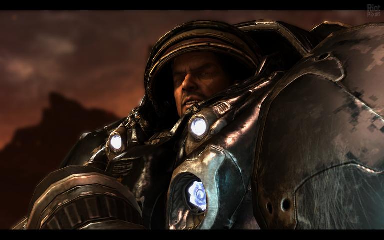 Все скриншоты StarCraft 2: Wings of Liberty. 100). Смотреть эти скриншоты
