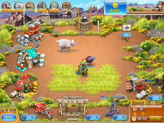 Farm Frenzy 3: American Pie - game screenshots at Riot