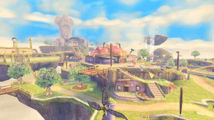 The Legend of Zelda: Skyward Sword free Download