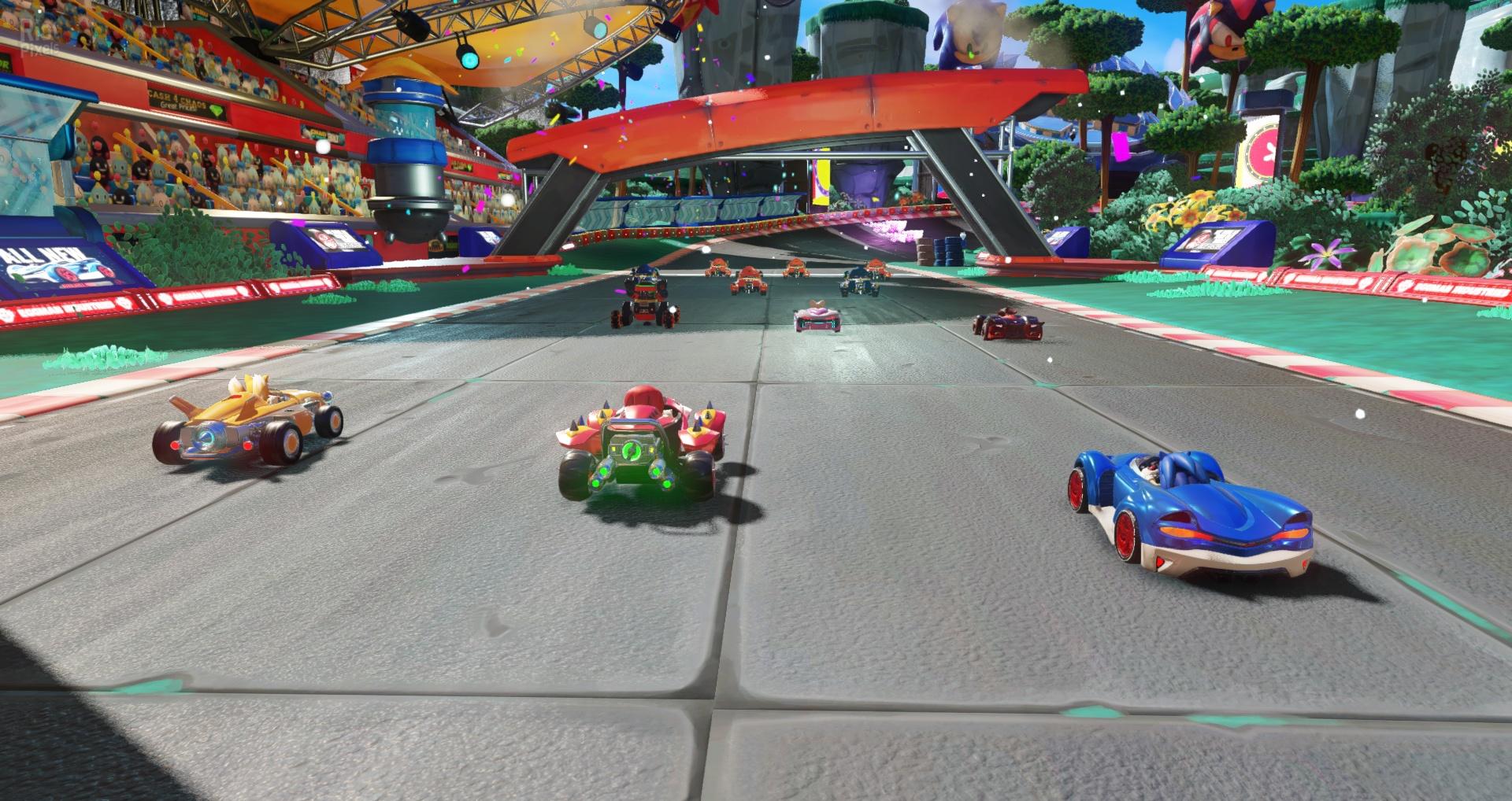 Team Sonic Racing [2019|Rus|Eng|Multi10]