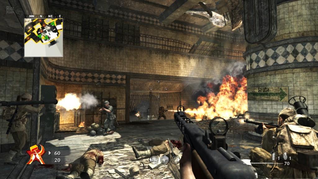 Call Of Duty: World At War Map Pack 1 разработчики предлагают нашему вниман