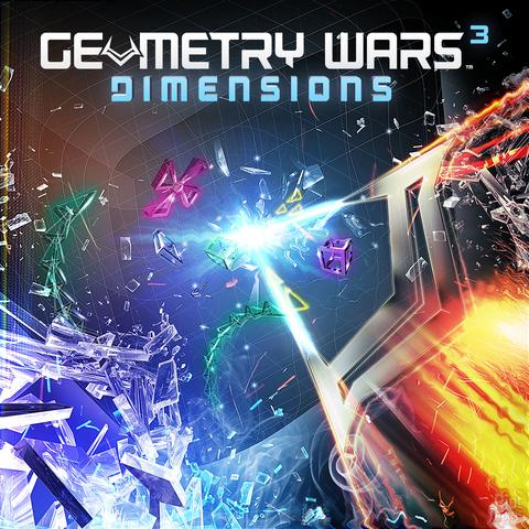 Geometry Wars 3: Dimensions [MULTI5 / ENG] (2014) (Repack)