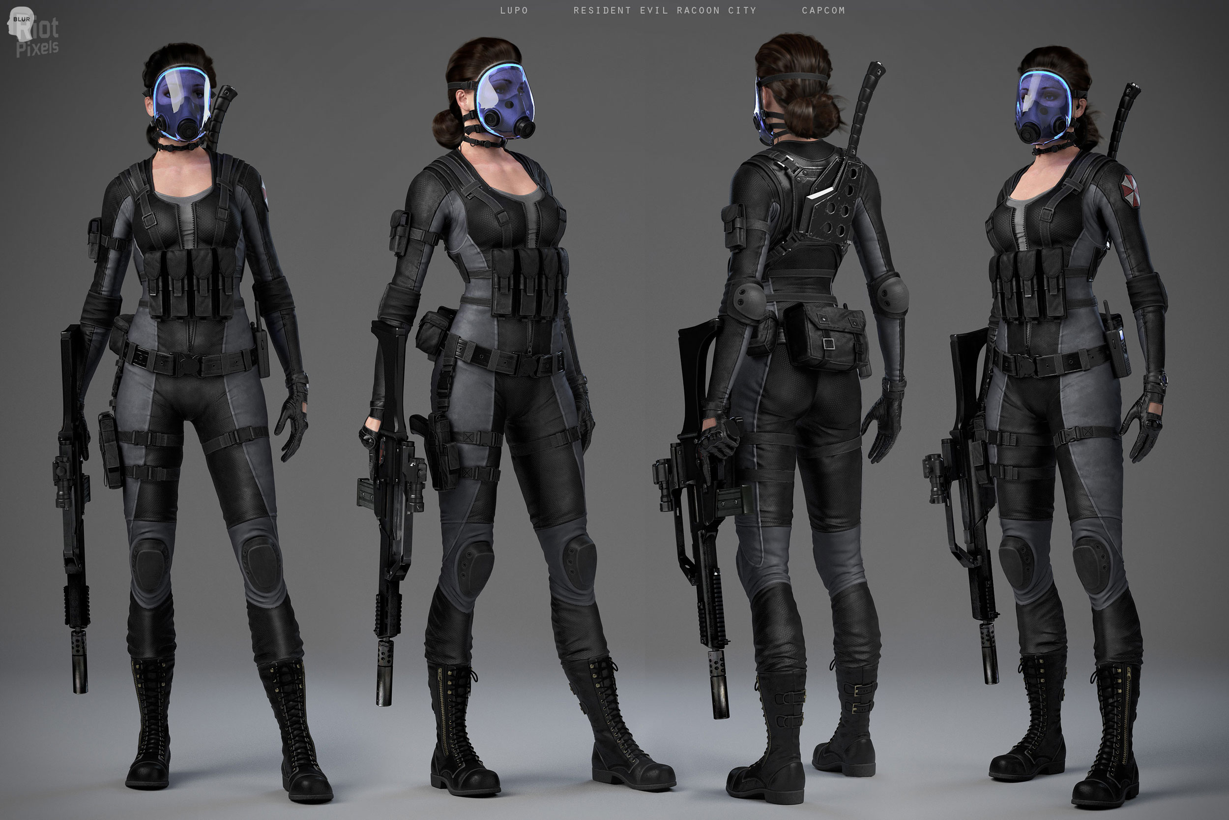 Resident evil operation raccoon city porn lupo  smut gallery