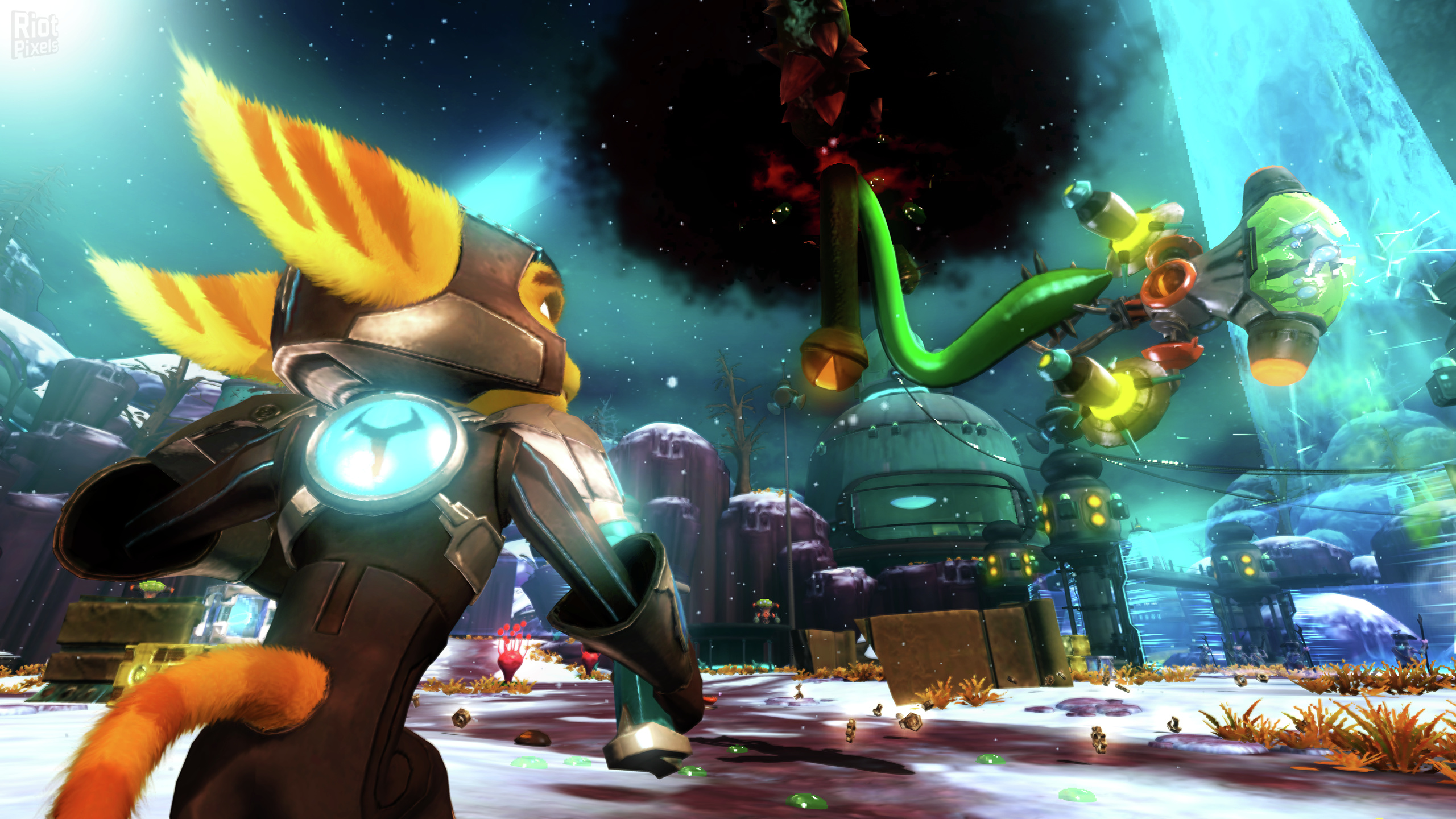 Image result for ratchet and clank a crack in time1920x1080