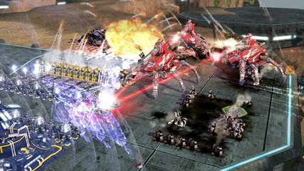 Supreme Commander 2 (v1.260 + Infinite War Battle Pack DLC)