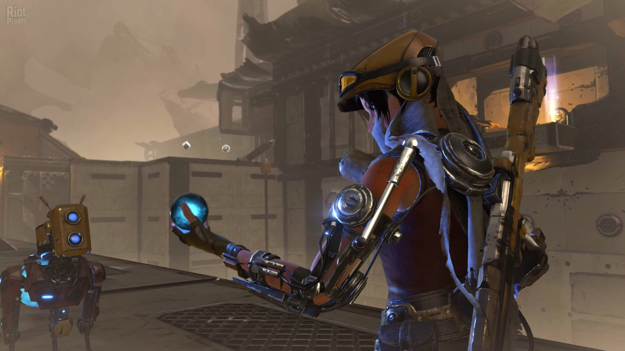 Download ReCore:Definitive Edition Steam Build 911/213/2250180 Direct Links DLGAMES - Download All Your Games For Free