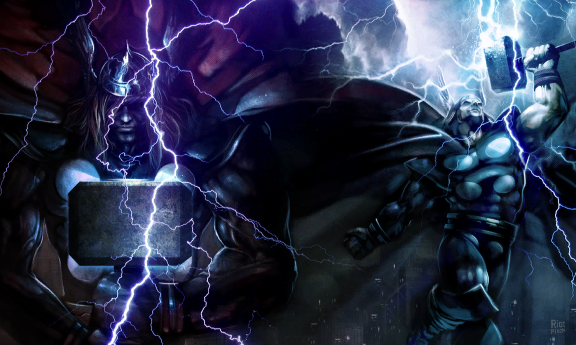 Ultimate thor marvel wallpaper