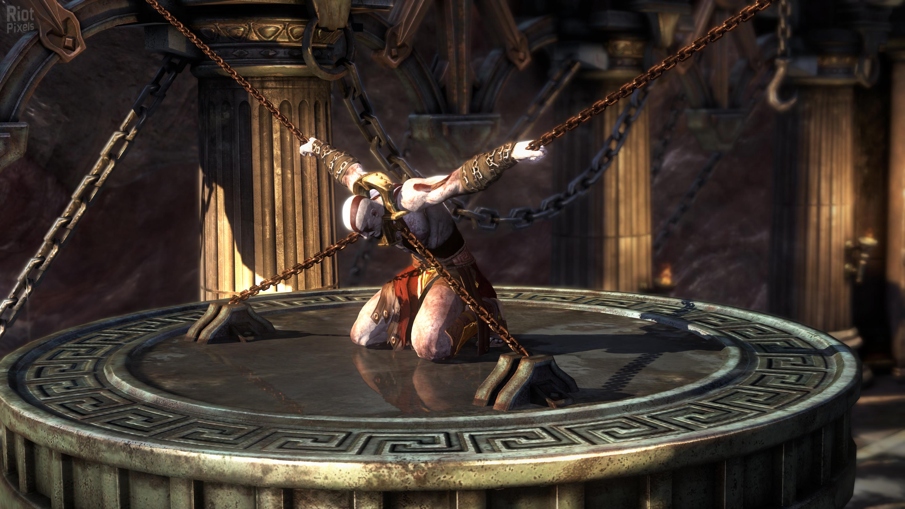 Обзор игры b God/b of War Ascension,b купить/b онлайн.