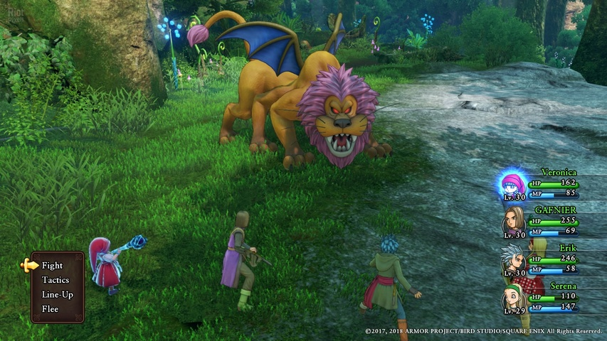 Dragon Quest 11: Echoes of an Elusive Age - game screenshots