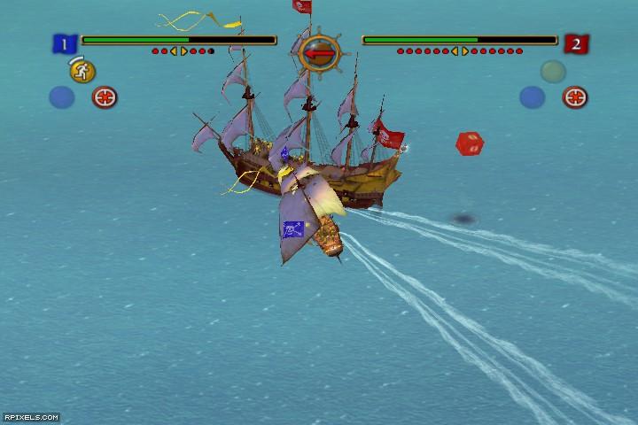 Sid Meier's Pirates! на XBOX.