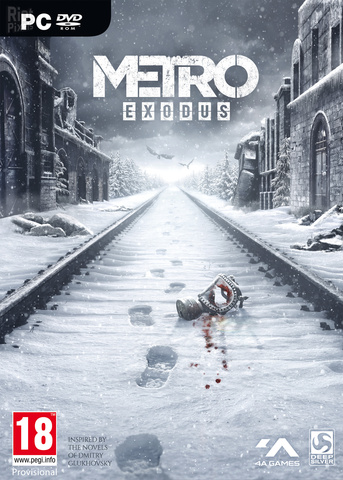 Metro: Exodus - Gold Edition   RePack by SpaceX