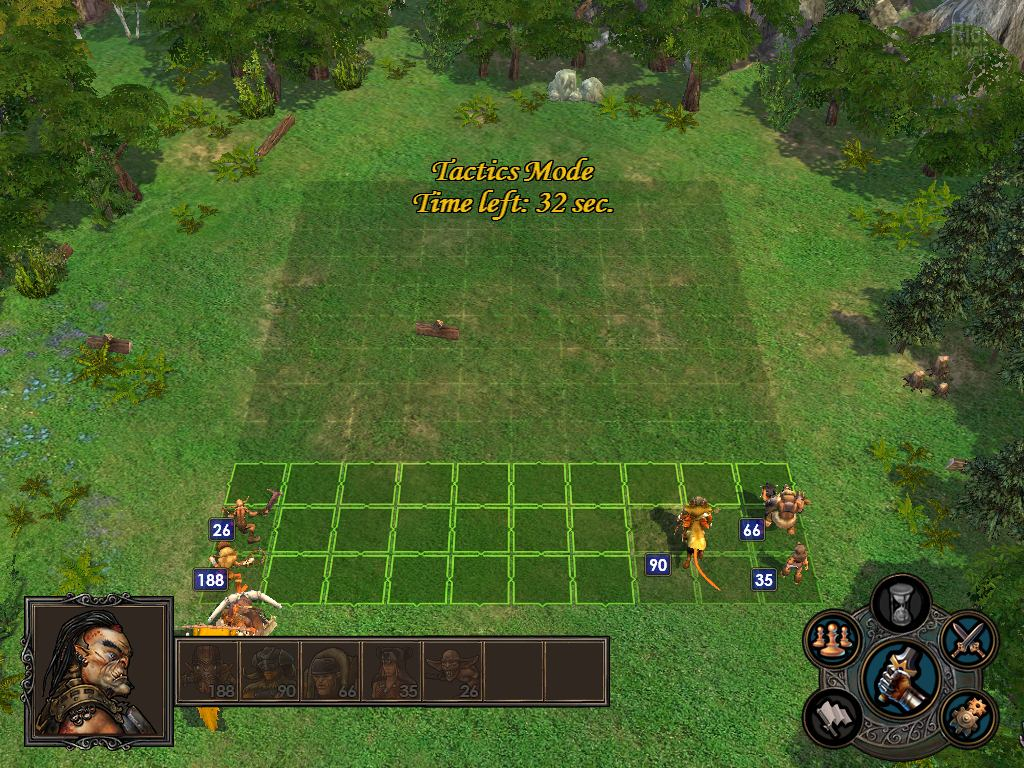 Скриншоты Heroes of Might and Magic 5: Tribes of the East: скрины