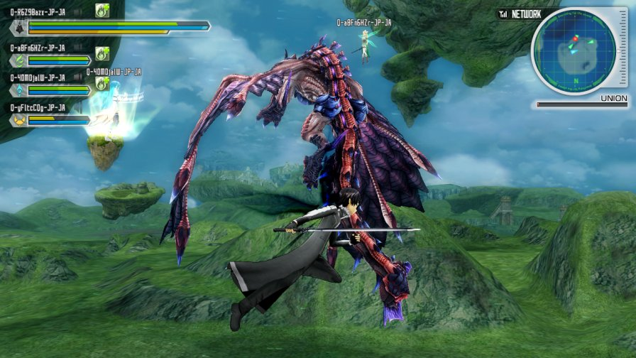 Sword Art Online: Lost Song [USA] [2015|Eng]