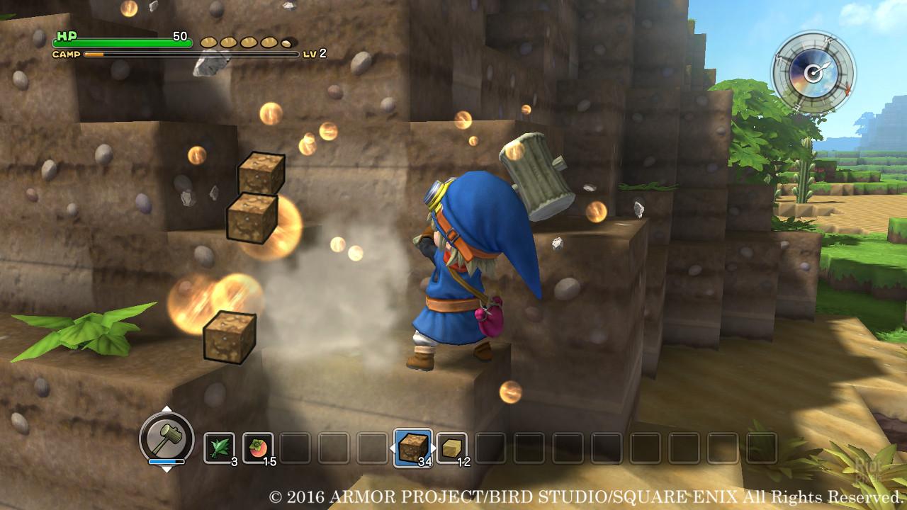 Dragon Quest Builders [EUR] [2016|Eng|Multi5]