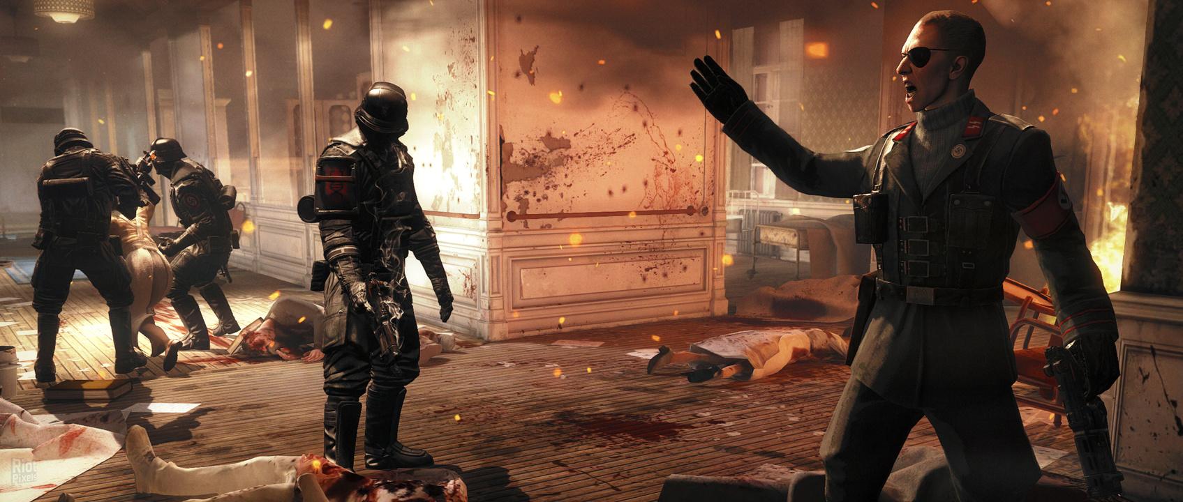 Wolfenstein: The New Order: Новые скриншоты