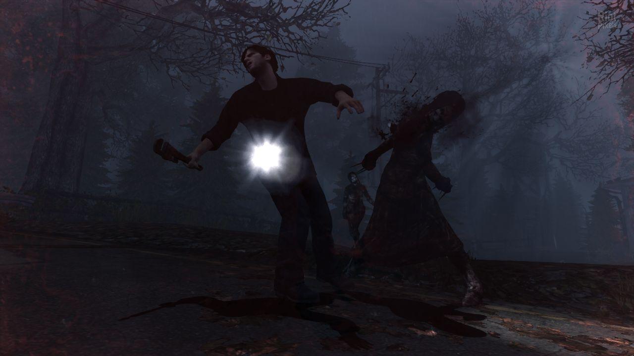 Silent Hill: Downpour [RePack] [EUR] [2012|Rus]