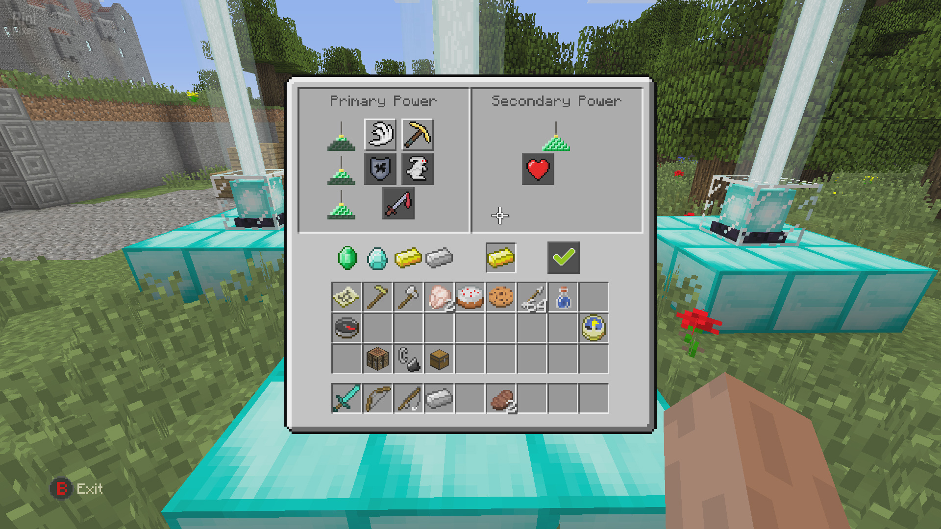 Horse Armor Minecraft Recipe how to make horse armor on minecraft xbox 360 - pictures of horses