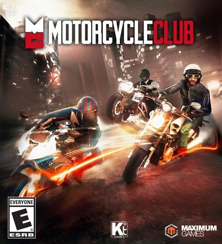 Motorcycle Club [RePack] [MULTI5/ENG] (2014)