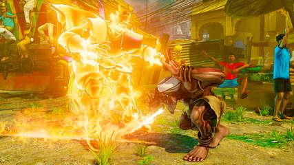 تحميل Street Fighter v1.04 Shadow