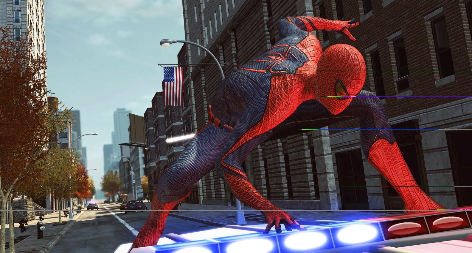 Spiderman giochi on line