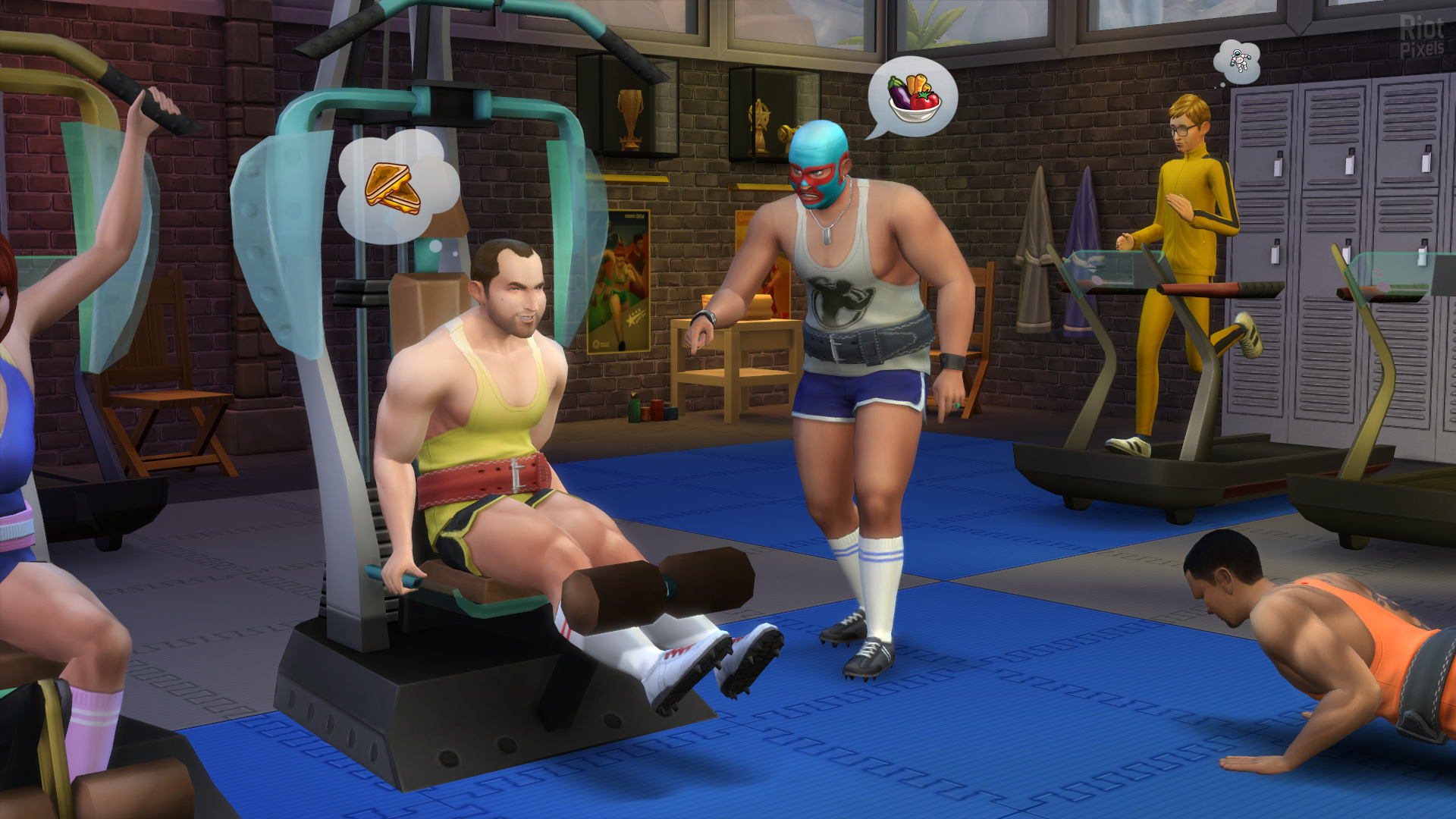 The Sims 4 [2014|Rus|Eng|Multi17]