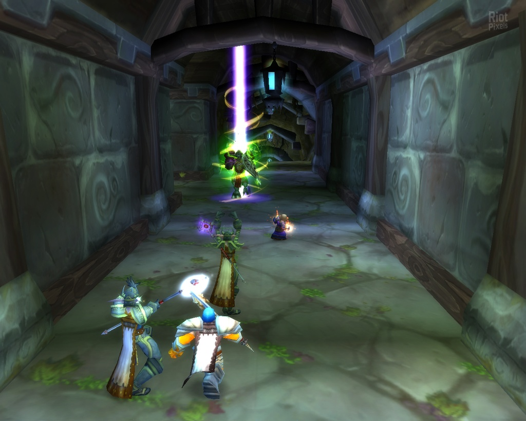 world of warcraft a game with It's been nearly 14 years since blizzard launched the world's most popular massively multiplayer online role-playing game you've had plenty of time to get your affairs in order before finally taking the plunge into azeroth.