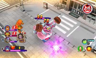 Yo Kai Watch 2 Psychic Specters Game Screenshots At Riot