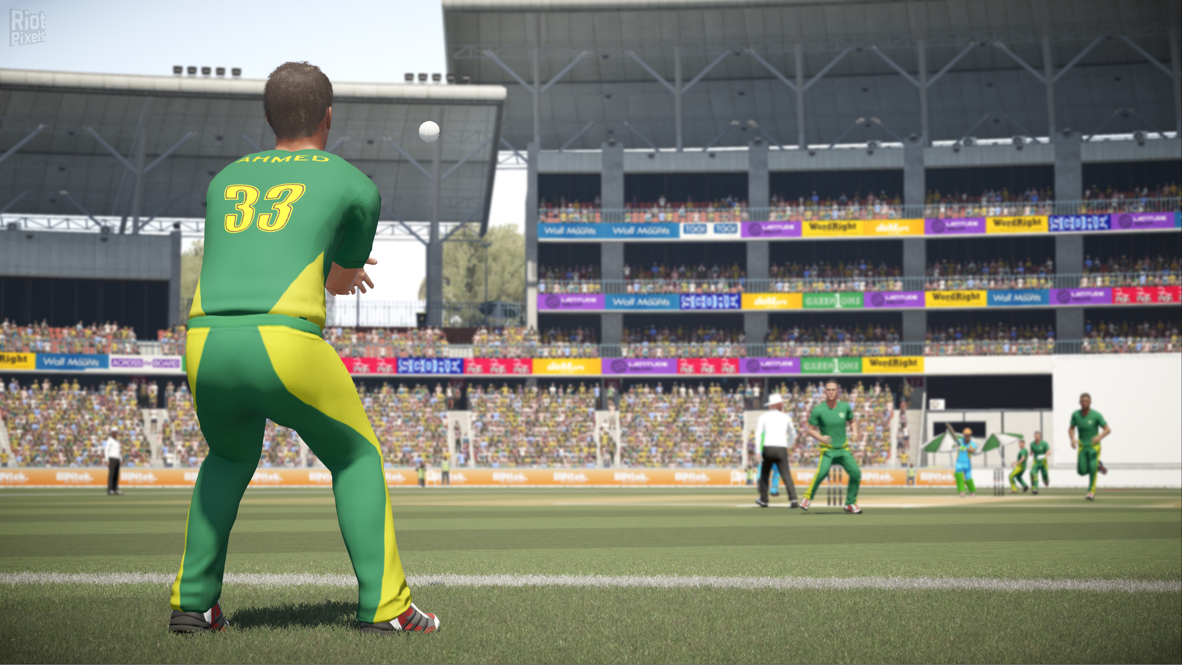 Don Bradman Cricket 17 Game Screenshots At Riot Pixels Images