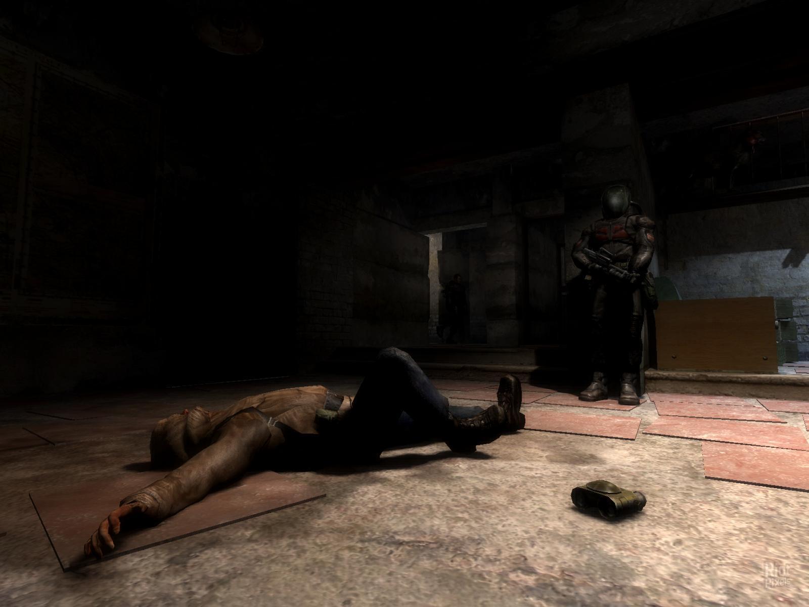 скачать игру сталкер тени чернобыля холодная смерть
