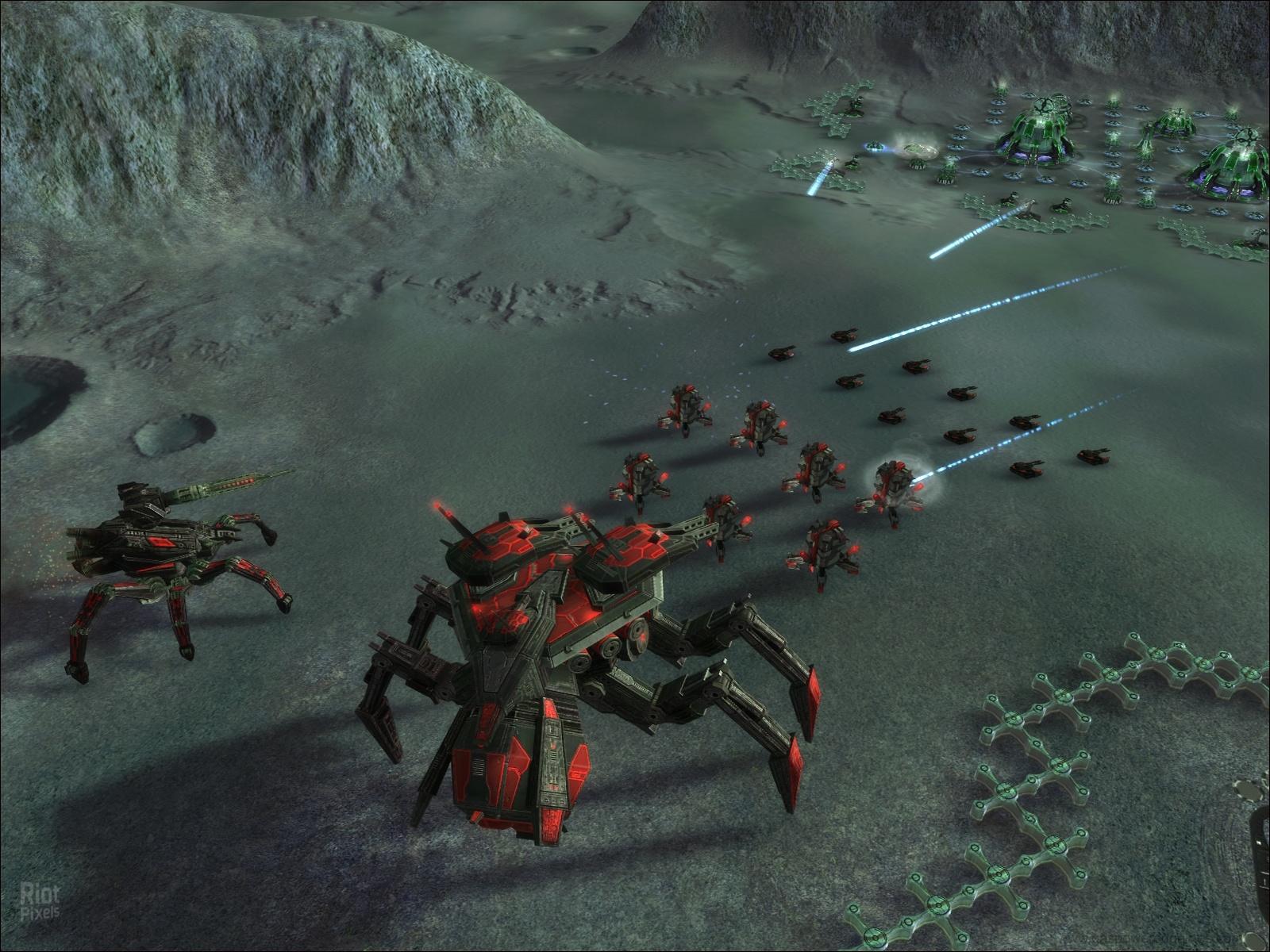 Антология Supreme Commander [RePack] [2007-2010|Rus|Eng]