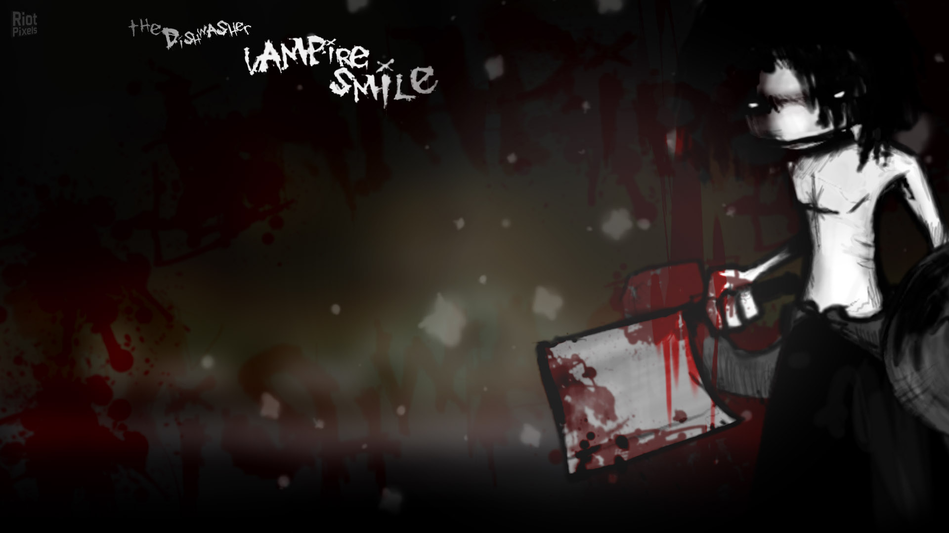 Dishwasher Vampire Smile The Game Wallpapers At Riot Pixels