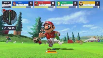 Mario Golf: Super Rush free Download