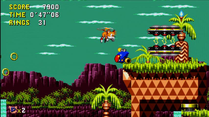 تحميل لعبة المغامرة Sonic CD
