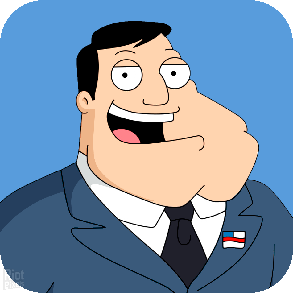 American Dad american dad! apocalypse soon - game cover at riot pixels, image