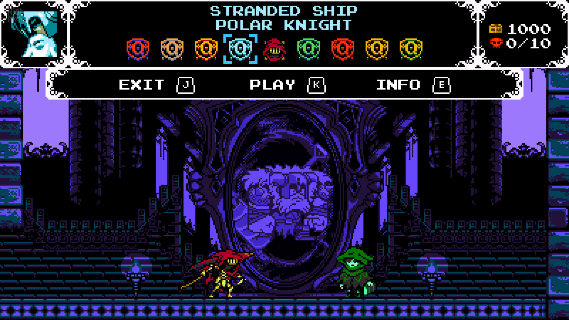Shovel Knight Specter Of Torment Game Screenshots At Riot