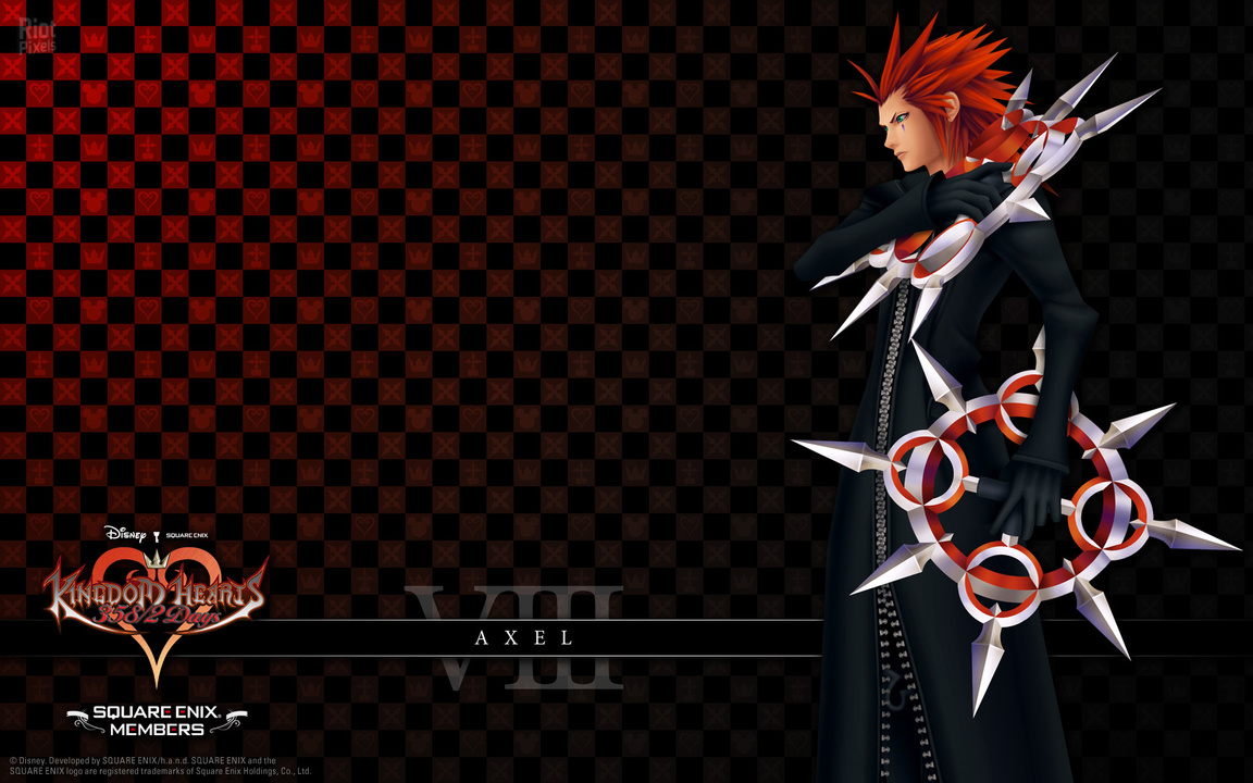 Kingdom Hearts 358 2 Days Game Wallpapers At Riot Pixels Images