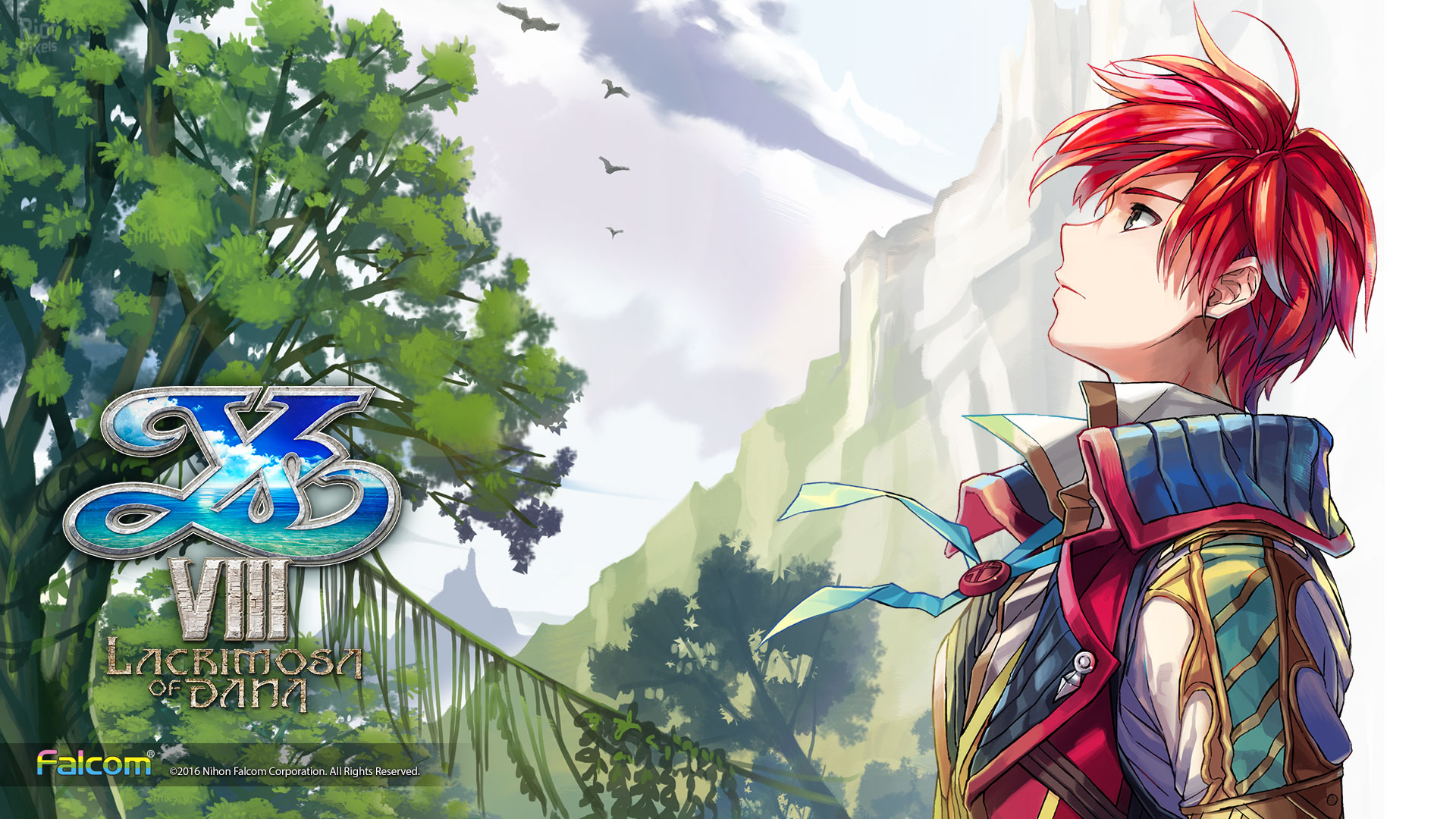 Ys 8 Lacrimosa Of Dana Game Wallpapers At Riot Pixels Images