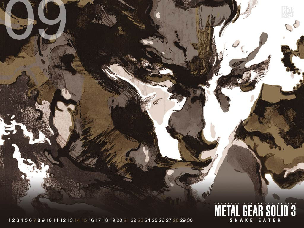 Metal Gear Solid 3 Snake Eater Game Wallpapers At Riot Pixels