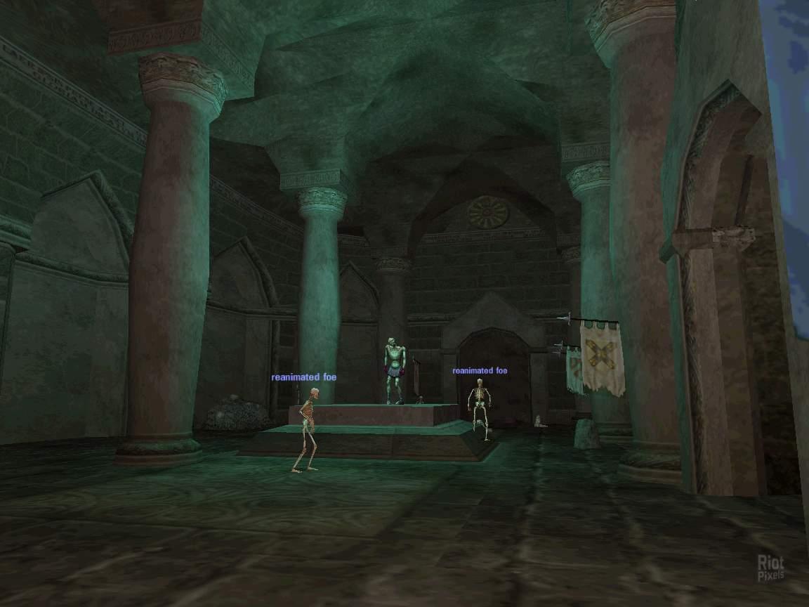 Dark Age Of Camelot Game Screenshots At Riot Pixels Images