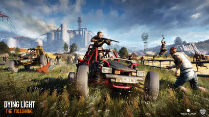 Dying Light: Ultimate Collection v1.30.0 + All DLCs FirGirl Repack DLGAMES - Download All Your Games For Free