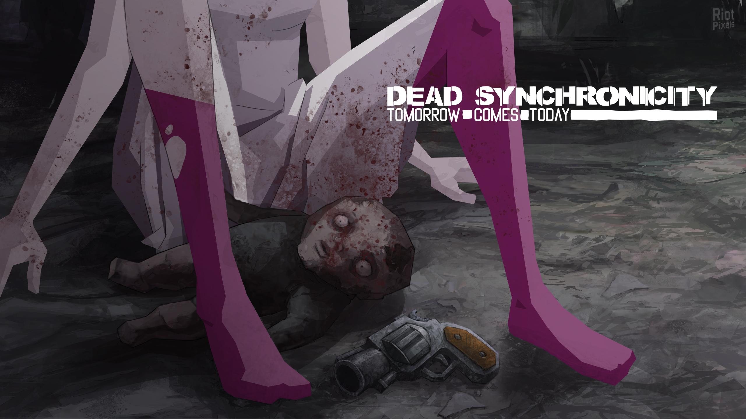 artwork.dead synchronicity tomorrow comes today.2560x1440.2016 10 11.115 - Il mondo dei videogiochi ci permette di comprendere al meglio la realtà? Un interessante paradosso.