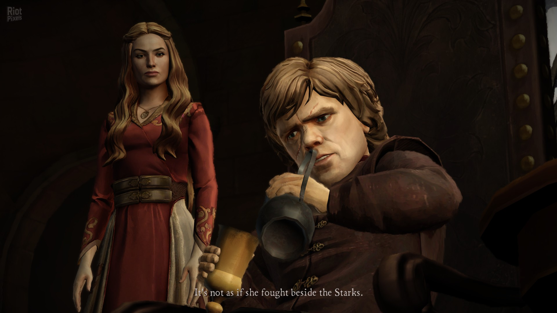Game of Thrones: A Telltale Games Series - Episode 1: Iron from ...