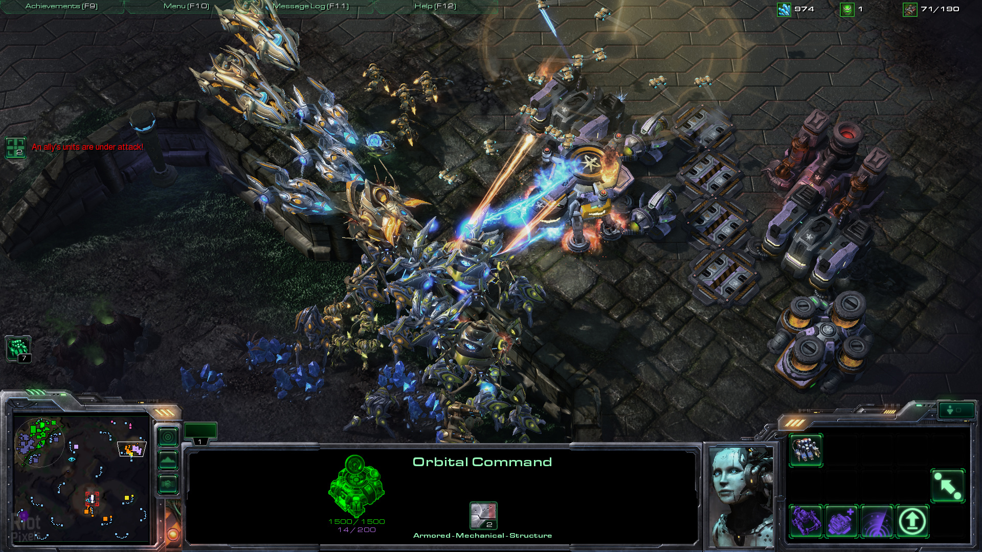 starcraft 2 wings of liberty reloaded crack